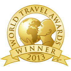 2013_World Travel Awards-Winner