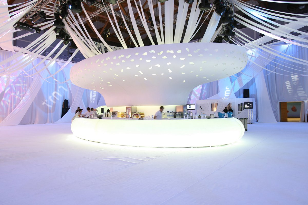 White Sensation Party
